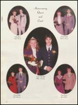 1984 Meigs High School Yearbook Page 20 & 21