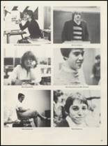 1984 Meigs High School Yearbook Page 30 & 31