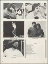 1984 Meigs High School Yearbook Page 32 & 33