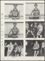 1984 Meigs High School Yearbook Page 38 & 39
