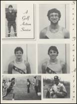 1984 Meigs High School Yearbook Page 40 & 41