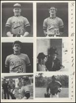 1984 Meigs High School Yearbook Page 42 & 43