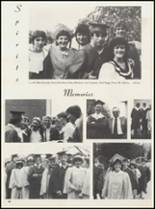 1984 Meigs High School Yearbook Page 50 & 51