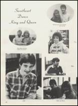1984 Meigs High School Yearbook Page 52 & 53