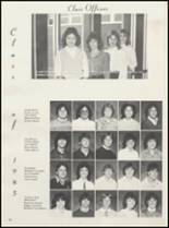 1984 Meigs High School Yearbook Page 56 & 57
