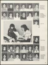 1984 Meigs High School Yearbook Page 58 & 59