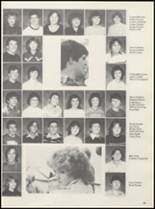 1984 Meigs High School Yearbook Page 68 & 69