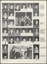 1984 Meigs High School Yearbook Page 70 & 71