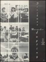 1984 Meigs High School Yearbook Page 76 & 77
