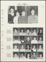 1984 Meigs High School Yearbook Page 78 & 79
