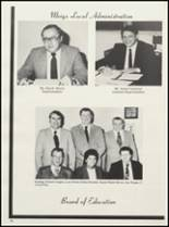 1984 Meigs High School Yearbook Page 88 & 89