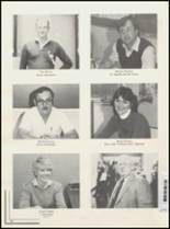 1984 Meigs High School Yearbook Page 98 & 99