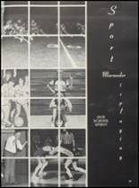 1984 Meigs High School Yearbook Page 100 & 101