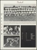 1984 Meigs High School Yearbook Page 102 & 103