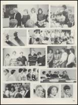 1984 Meigs High School Yearbook Page 106 & 107