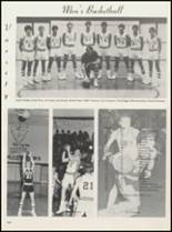 1984 Meigs High School Yearbook Page 108 & 109