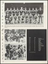 1984 Meigs High School Yearbook Page 110 & 111