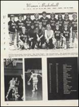 1984 Meigs High School Yearbook Page 112 & 113