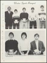 1984 Meigs High School Yearbook Page 114 & 115