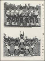 1984 Meigs High School Yearbook Page 122 & 123