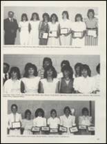 1984 Meigs High School Yearbook Page 124 & 125