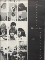 1984 Meigs High School Yearbook Page 126 & 127