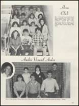 1984 Meigs High School Yearbook Page 130 & 131