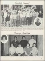 1984 Meigs High School Yearbook Page 132 & 133