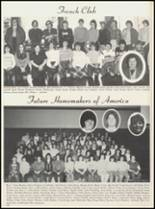 1984 Meigs High School Yearbook Page 138 & 139