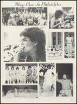 1984 Meigs High School Yearbook Page 154 & 155