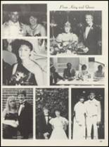 1984 Meigs High School Yearbook Page 162 & 163