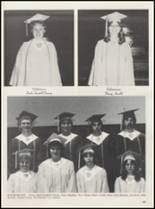 1984 Meigs High School Yearbook Page 166 & 167