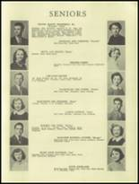 1950 Ramsay High School Yearbook Page 18 & 19
