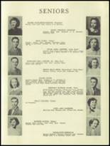 1950 Ramsay High School Yearbook Page 20 & 21