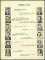 1950 Ramsay High School Yearbook Page 24 & 25