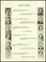 1950 Ramsay High School Yearbook Page 26 & 27