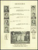 1950 Ramsay High School Yearbook Page 28 & 29