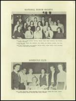 1950 Ramsay High School Yearbook Page 40 & 41