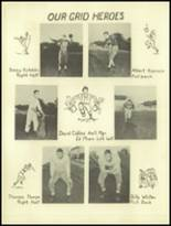 1950 Ramsay High School Yearbook Page 60 & 61