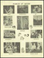 1950 Ramsay High School Yearbook Page 66 & 67
