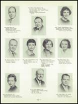 1959 Conrad Weiser High School Yearbook Page 14 & 15