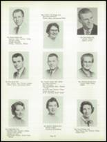 1959 Conrad Weiser High School Yearbook Page 16 & 17