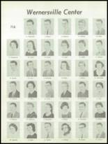 1959 Conrad Weiser High School Yearbook Page 40 & 41