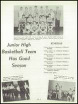 1959 Conrad Weiser High School Yearbook Page 68 & 69
