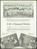 1959 Conrad Weiser High School Yearbook Page 72 & 73
