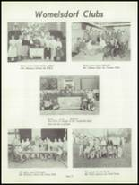 1959 Conrad Weiser High School Yearbook Page 76 & 77