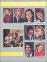 1988 John Glenn High School Yearbook Page 84 & 85