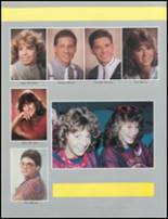 1988 John Glenn High School Yearbook Page 88 & 89