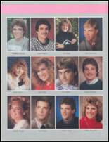 1988 John Glenn High School Yearbook Page 90 & 91