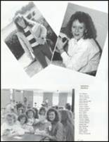 1988 John Glenn High School Yearbook Page 124 & 125